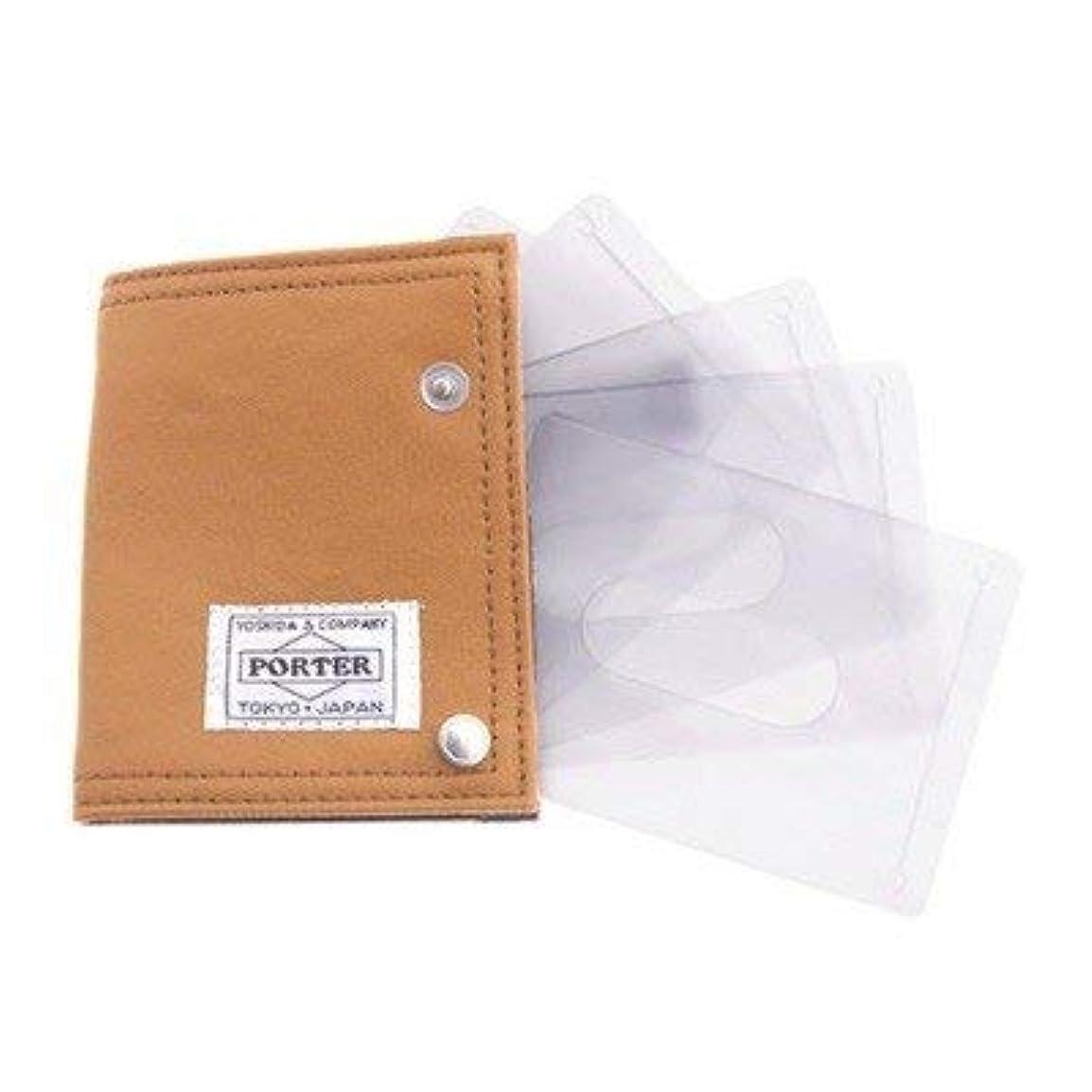 ロータリーのどこどもの宮殿(ポーター) PORTER カードケース [フリースタイル] 707-08228