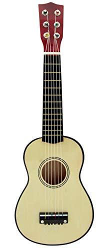 Kinder Gitarre aus Holz 6 Nylon Seiten 53 cm
