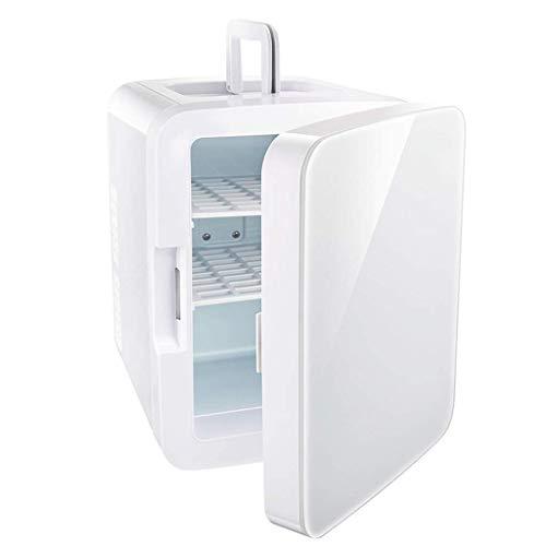 LMDC Mini réfrigérateur de 10 litres, à Faible décibel et Double Usage, dortoir réfrigéré Multi-usages for réfrigérateur (24 * 29 * 34cm)