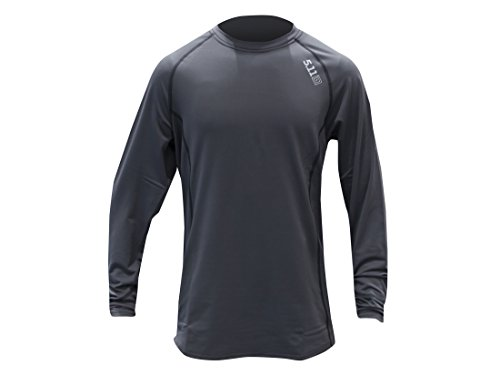 5.11 Tactical Tshirt Sub Z Col Rond Maillot Homme, Storm, FR (Taille Fabricant : XXXL)