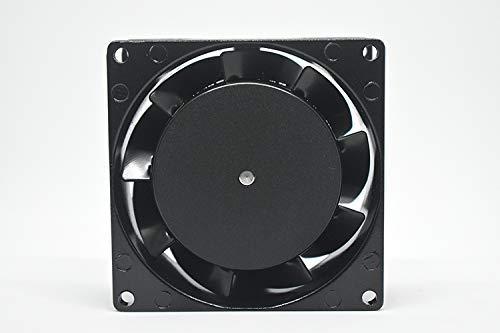 Luft Ventilador para cassette,insertable,ventilador axial 80x80x38 mm,aspas metálicas,super silencioso.