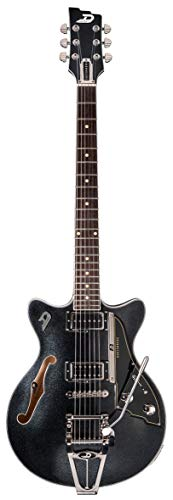 Duesenberg Fullerton TV Stardust - Guitarra eléctrica (incluye maletín)