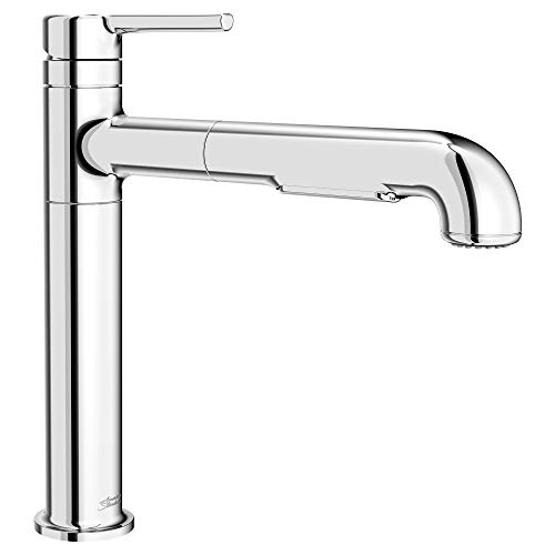 American Standard 4803100.002 Studio S Pull-Out Kitchen Faucet, Polished Chrome