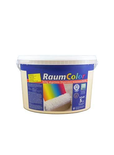 Raumcolor getönt 5l Sahara Innenfarbe Farbe Wilckens Dispersion Dispersionsfarbe Wandfarbe Deckenfarbe Tönfarbe Raumfarbe