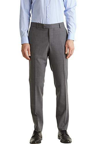 ESPRIT Collection Herren 990EO2B303 Anzughose, Grau (Dark Grey 5 024), W(Herstellergröße: 54)