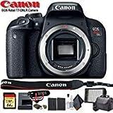 Canon EOS Rebel T7i DSLR Camera (1894C001) (Kit Box) USA Model with DSLR EOS Bag and 16GB Memory Card - Starter Set
