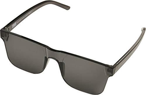 Urban Classics 105 Chain Sunglasses Occhiali, Blk/Blk, Taglia unica Unisex-Bambini