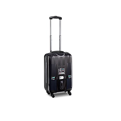 Star Wars Darth Vader Rolling Carry On Luggage