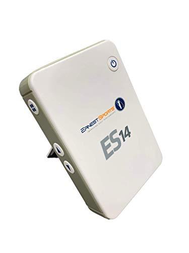 Ernest Sports ES14 Radar de Golf Adulte Unisexe, Blanc, Taille Unique