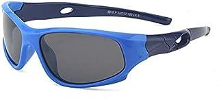 Augsep - Gafas de sol deportivas polarizadas para niños para niños y niñas 100% UV Protección Regalos para niñas niños