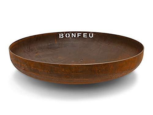 BonFeu vuurschaal kortenstaal rooster Ø 120 cm Corten