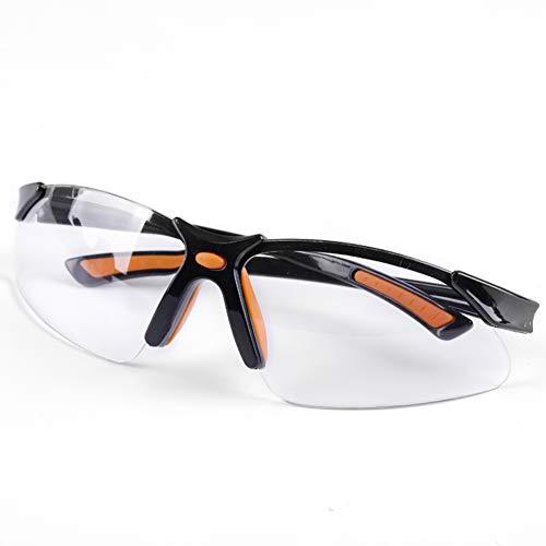Wandspiegel Schutzbrille, staubdichte Schutzbrille, Kratzfest, winddichter Sand, spritzwassergeschützte Brille, Fahrradbrille