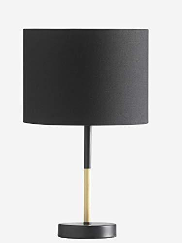 Lámpara de sobremesa craft negro