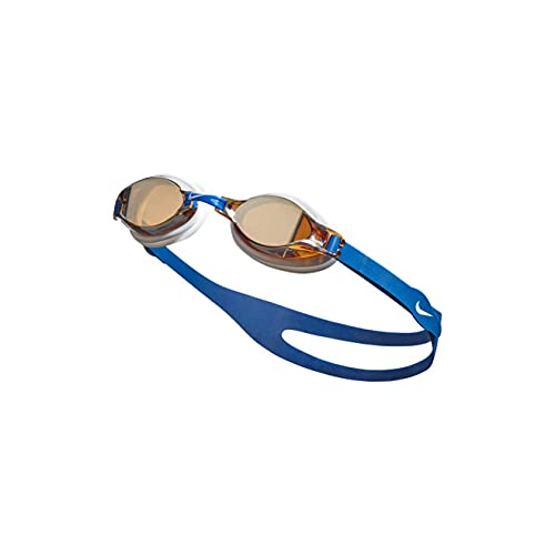 Nike Chrome Mirror Swim Goggles Silver