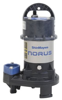 ShinMaywa Submersible Waterfall Pump 11000 GPH, 32' Cord 1HP