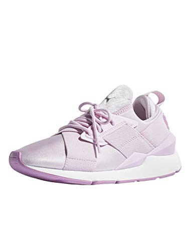 PUMA Muse Satin Damen Sneaker Rosa