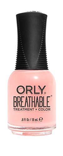 ORLY Breathable Lacquer - Treatment+Color - State of Mind Collection - You're A Doll - 0.6oz / 18ml