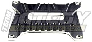 Integy RC Model Hop-ups T8326SILVER Center Bottom Plate for Mini-LST
