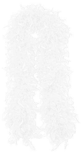 Boland Federboa Extraordinary 180 cm Weiß