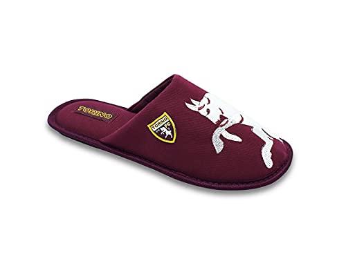 Giemme Ciabatte Ufficiali Torino FC Pantofole Tifosi Granata Toro *24735-39/40