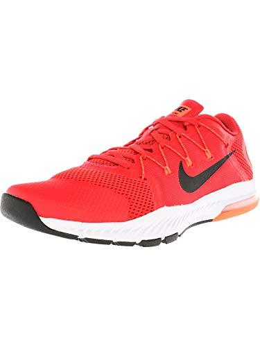 Nike 882119-600, Zapatillas de Deporte para Hombre, Rojo (Action Red/Black-Total Crimson-White), 44.5...