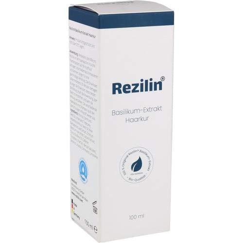 Rezilin Basilikum-Extrakt Haarkur, 100 ml Lösung