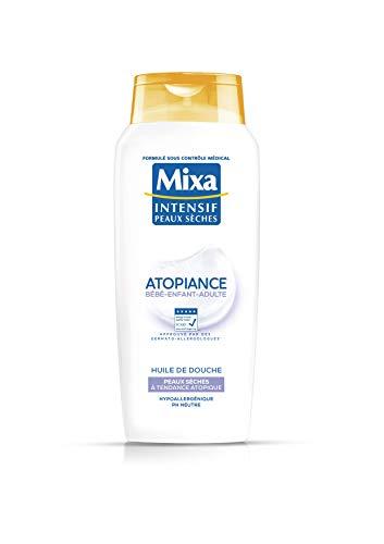 Mixa Mixa Intensif für trockene Haut, Duschgel, 400 ml , 4 Stück