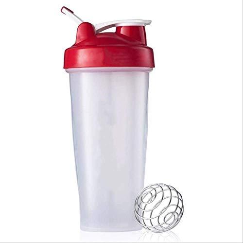 ASDHJ Shaker Bottle 20-ounce Multicolor Classic Protein Shaker Bottle 600ml Dishwasher Safe Leak Proof Loop Top Water Bottle