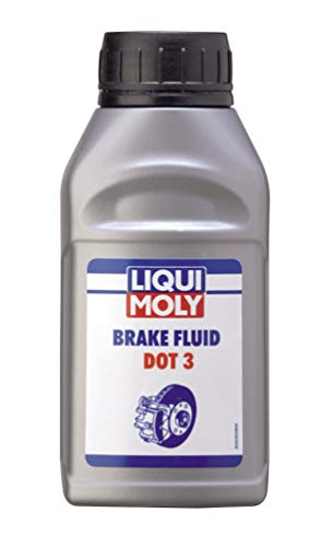 Liqui Moly 3089 - Liquido para frenos DOT 3, 500 ml