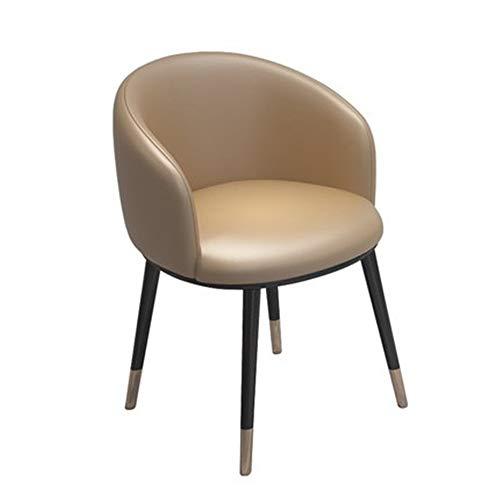 Moderna Minimalista Back Home Dining Chair Creatieve computertafel schrijftafel, antislip, duurzaam