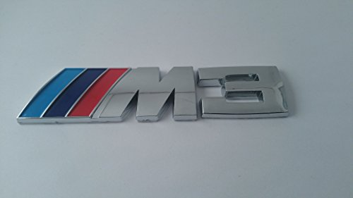 BMW e46 'M3' ( OEM ) Trunk Lid Emblem Insignia Badge Brand NEW deck lid logo