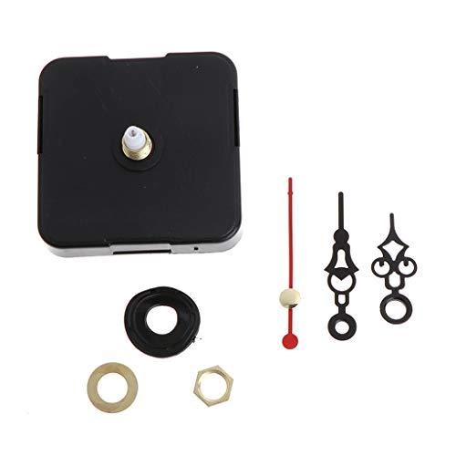 niumanery Quartz Clock Movement Mechanism Hands Wall Repair Tool Parts Silent Kit Set DIY 10#