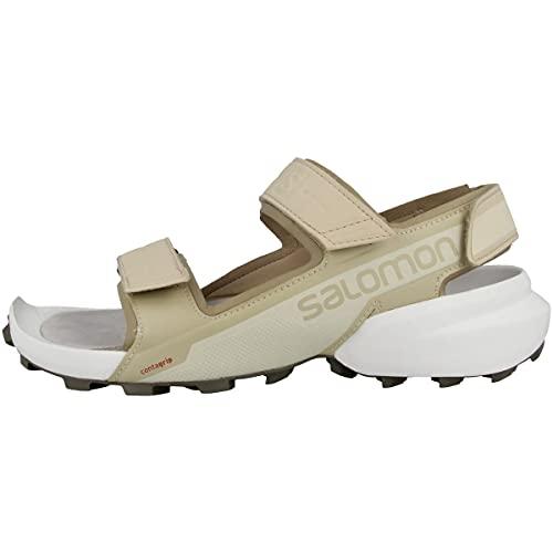 Salomon Unisex Speedcross Sandal Sportsandale, Mehrfarbig (Safari White Bungee Cord), 36 EU