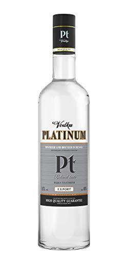 Russischer Vodka Platinum 0,7l 40% vol.