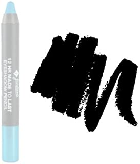 Jordana 12 HR Made To Last Eyeshadow Pencil - Stay On Black (Pack of 6)
