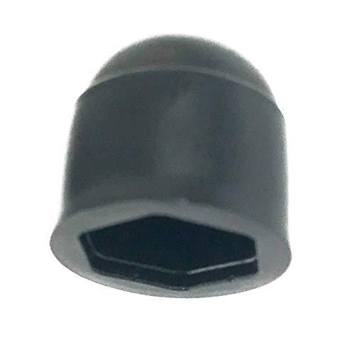 GFCGFGDRG 10pcs M6 M8 M10 M12 Kunststoff-Abdeckungen aus Kunststoff Metric Dom Kopfschrauben Muttern Zierschrauben Schutzkappen Abdeckungen