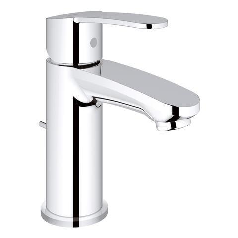 Grohe Eurostyle Cosmopolitan 23037 002 - Grifo mezclador para lavabo (1,27 cm), color cromado