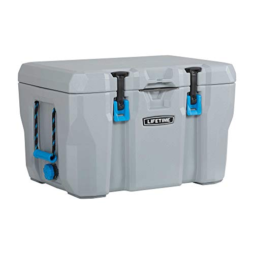 LIFETIME Kühlbox, Eisbox, Campingbox, Kühlschrank, Eistruhe Cooler mit Tragegriffen // Ideal für die Aufbewahrung von kalten Getränken