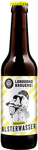 Landgang Brauerei - Schwanensee Alsterwasser - 12er Karton (12 x 0,33l) - 3,0%