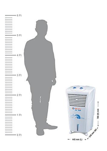 Bajaj Frio 23-litres Personal Air Cooler (White) - for Medium Room