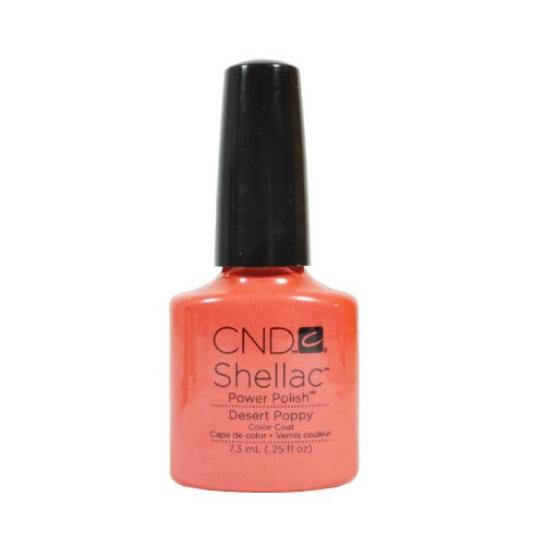 CND Shellac Vernis Gel Desert Poppy 7,3 ml