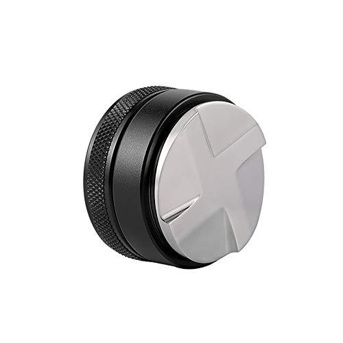 JDH Distribuidor de café de 58 mm, Herramienta niveladora del Distribuidor de...