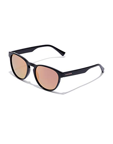 HAWKERS Unisex Erwachsene Crush Sonnenbrille, Rose Gold, Einheitsgröße