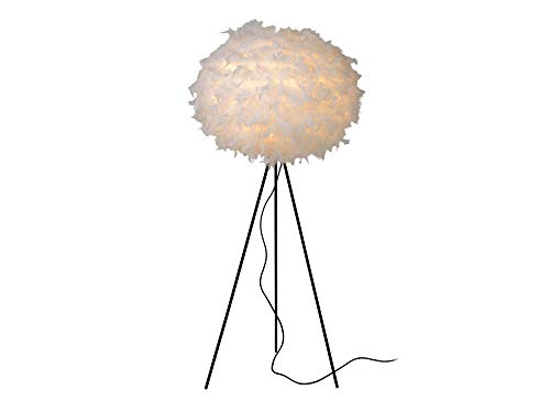 Lucide Goosy Soft – Pie – Diámetro 50 cm – Color Blanco