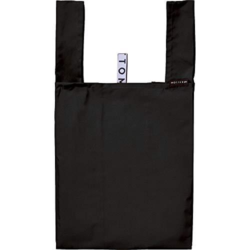 トレードワークス(Trade Works) MOTTERU クルリト デイリーバッグ ブラック ブラック 15×8.5×8.5cm MO-1102-009