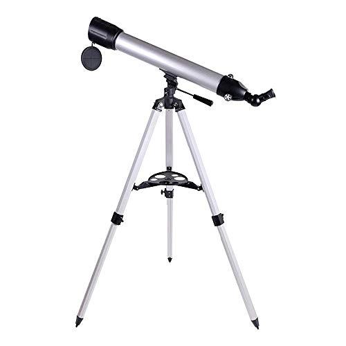 ROM Telescopio para Exteriores Visión Nocturna de Alta Potencia Espejo Objetivo Zoom Vista astronómica Uso Dual Suministros para Acampar en la montaña Telescopio Tubo único
