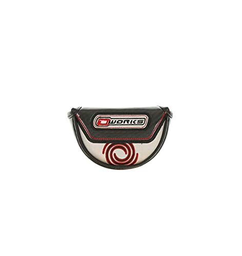 ODYSSEY O-Works 9 Rossie Mallet Putter Headcover W/Magnetic Closure