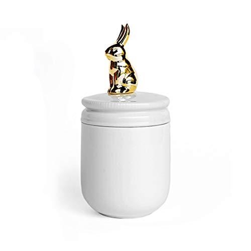 XiuHUa huisdier kist huisdier kist handgemaakte keramische urn pot, konijn vogel, dood, souvenir tas, crematie urn, begrafenis benodigdheden urns