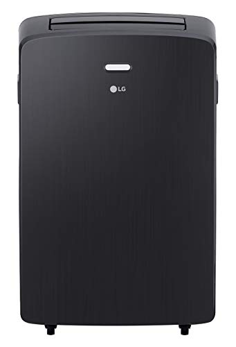 LG LP1217GSR 12,000 BTU Graphite Gray Portable Air Conditioner - Rooms up to 400 Sq. Ft