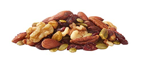 Amazon Brand - Happy Belly Dried Cranberries, Nuts & Pepitas Trail Mix, 42 Ounce 4